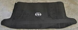 New Genuine Oem 2008 2014 Toyota Scion Xd Black Carpet Cargo Mat Pt206 52082 02