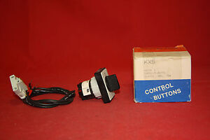 Siemens Kxs 3 Position Selector Switch
