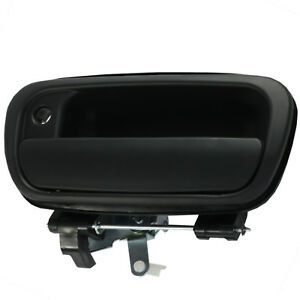 Rear Tail Gate Tailgate Handle Black For Toyota Pickup Tundra Truck 2000 2006