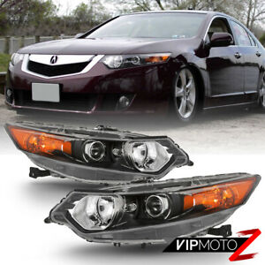 Factory Hid Xenon Model Only Replacement Projector Headlight 09 14 Acura Tsx