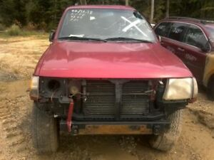 Tacoma 1998 Seat Track Front 2063407