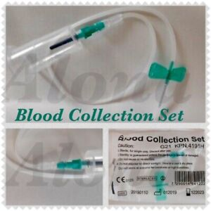 Vanishpoint Blood Collection Tube Holder With Male Luer Lock Disposables New Kdl