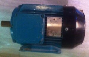 Invensys Brook Compton Electric Motor Ser E920279 4 Hp 3470 Rpm 3 Phase