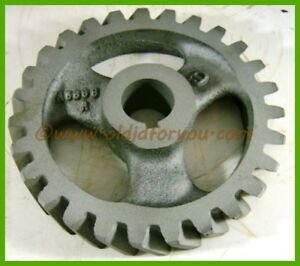 A5698r John Deere 620 630 Governor Drive Gear Media Blasted Nice Part