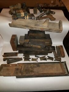 Letterpress Printing Supplies quoin Key challenge Wedge Quoins And More