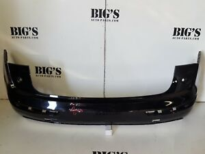 2018 Audi Q5 Rear Bumper Cover W Lower Cover Oem 80a807511 Used