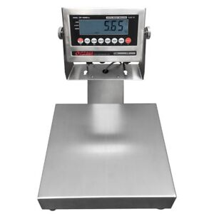 Op 915ss hp Ntep Stainless Steel Table Top 10 X 10 Cap 30lb X 0 001lb