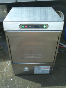 Hobart Lxih High Temperature Commercial Dishwasher