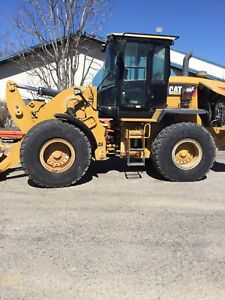 Caterpillar 938k Excavator 5000 Hours With Great Tires Good Machine Make Offer