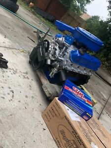 Ford 302 Engine extra Parts And Rebuild Kit