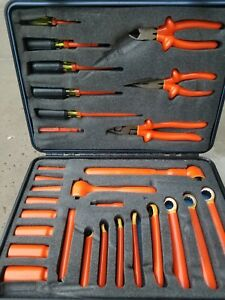 Insulated Tools Cementex Electrical Tools Insulated Its mb430 Tool Kit