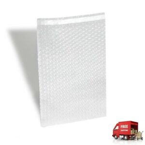 Bubble Out Bags Protective Wrap Pouches 4x5 5 4x7 5 6x8 5 8x11 5 Us Seller
