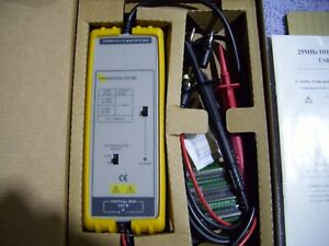 New Probemaster 4232 Differential Probe 1400 Volts 20 And 200 25mhz