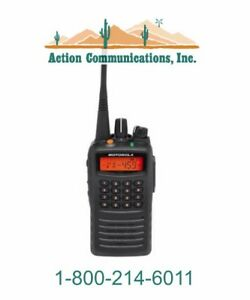 New Motorola Vx 459 d0 5 Vhf 136 174 Mhz 5 Watt 512 Channel Two Way Radio