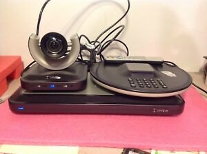 Lifesize Room Video Conferencing Lfz 001 Codec Camera 200 Phone And Remote
