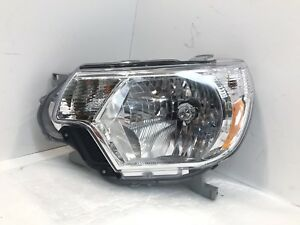 2012 2013 2014 2015 Toyota Tacoma Headlight Halogen Non Oem Left Brand New Lh