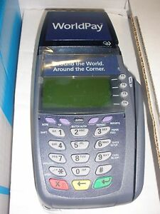 New Worldpay Verifone Vx510 Credit Card Machine omni 5100 399 99