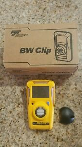 Brand New 24 Months Bw Gas Clip Model Bwc2 h H2s Monitor 10 15ppm