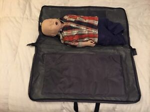 Cpr Training Baby infant Mannequins Dummies Two 2