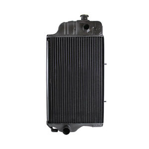 New Radiator For John Deere 410 Indust const Ar48171 At32589 At32591