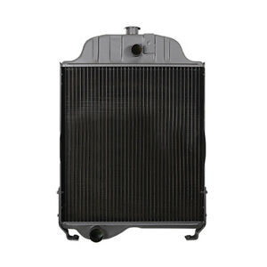 New Radiator For John Deere 300b Indust const 301a Indust const At32527
