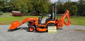 2016 Kubota Bx25dlb Compact Tractor