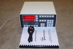 Qc 2200 ar Dro With Round 6 pin Bendix Connectors For Older Acu rite Scales