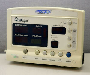 Welch Allyn 52000 Series Quik Signs Vital Sign Monitor