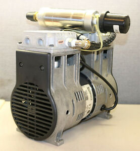 Thomas Gardner Denver 2750tghi52 48 221e Compressor Vacuum Pump 2750 Series