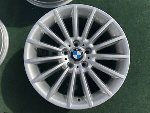 4 Genuine Bmw 528i 535i 550i 640i 650i 18 Inch Wheels Rims 237 71409 Oem Factory