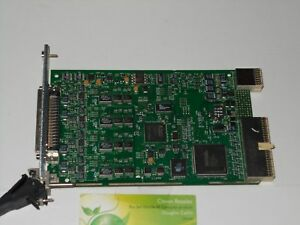 National Instruments Pxi 6733 16 Bit Analog High Speed Output