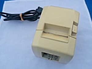 Star Micronics Tsp650 Thermal Receipt Printer Point Of Sale Pos