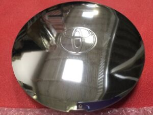 Genuine Toyota 1997 1998 Supra Mk4 Turbo Chrome Center Cap for Polished Wheels
