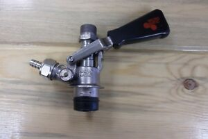 Stainless Steel Micro Matic Beer Tap For Guinness Harp And Kilkenny Kegs