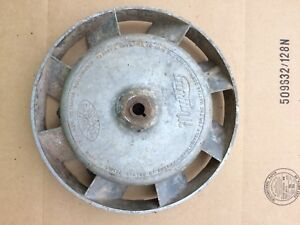 Flywheel Twin Cylinder Maytag Hit And Miss Engine Motor 1948