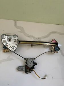 2000 2005 Toyota Celica Left Driver Side Window Regulator With Motor Oem