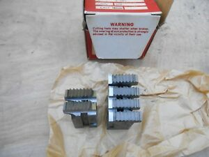 Geometric Die Chasers 3 Nps For 3 3 4 C Head 1 4 Projection For Cast Iron