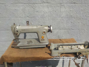 Industrial Sewing Machine Singer 281 1 Single Needle light Leather
