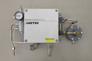 Ametek O2 And Combustibles Remote Calibration Unit 73110ke 16160 H13