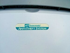 Adt Sensormatic Security System Checkpoint Anti Theft Detector Single Panel