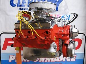 Chevrolet 350 325 Hp High Perf Turn key Crate Engine
