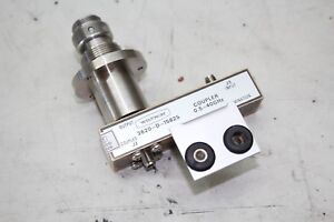 Anritsu Wiltron 3620 d 15825 Directional Coupler 5 40 Ghz 2 9 Mm Tested