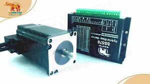 usa Ship Nema23 Closed Loop Stepper Motor 57hbm20 1000 298oz in servo Driver
