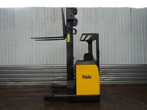 Yale Mr14h Used Reach Forklift Truck 2059