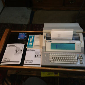 Smith Corona Pwp365ds Portable Electronic Personal Word Processor