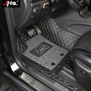 All weather Floor Mat Liner Carpet For Jeep Grand Cherokee 14 18 Car Accessories