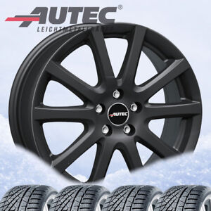 4 Winter Wheels Tyres Skandic Swm 215 60 R17 96h For Toyota C hr Continental
