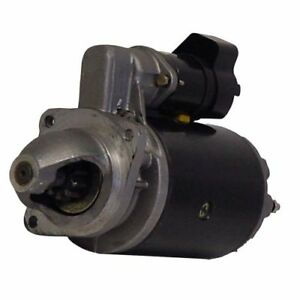 New Starter For Ford New Holland 1100 Windrower 1496 Mower Conditioner 87481662