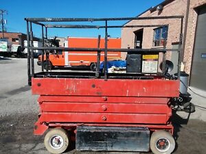 Economy Scissor Lift 20ft