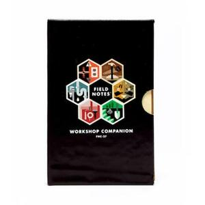 New Sealed Field Notes Workshop Companion Summer 2015 Edition 6 Pack Sealed